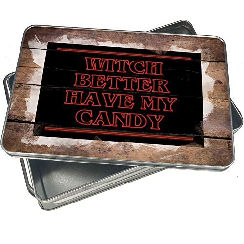 NEONBLOND Cookie Box Witch Better Have My Candy