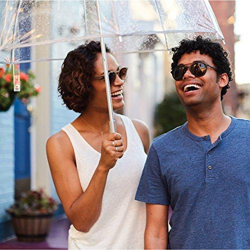 شراء totes Women's Clear Bubble Umbrella