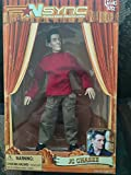 'NSync Collectible Marionette - JC Chasez