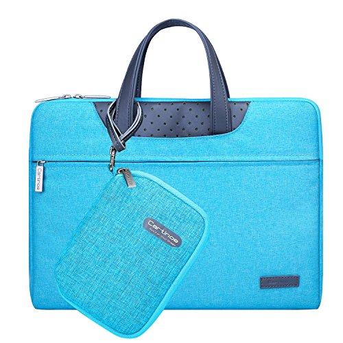Shockproof computer bag laptop messenger handbag 15.6'''' black - 3