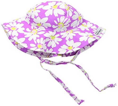 Flap Happy Baby Girls UPF 50+ Floppy Hat, Daisy Jane, X-Small ()