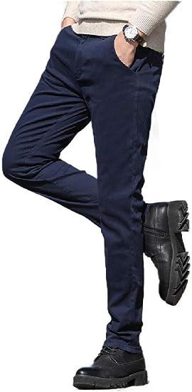 cheelot メンズリップストップパンツRegとビッグと背の高いサイズのプリーツドレスパンツ