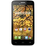 Alcatel One Touch Fierce T-Mobile 4G Android Smartphone - Silver