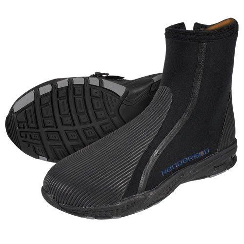 Henderson Aqua Lock Zippered Boot 3mm Noir