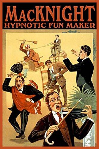 (Buyenlarge Macknight, Hypnotic Fun Maker - Gallery Wrapped 44