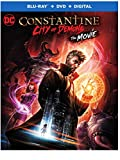 Constantine: City of Demons (The Movie) Cover - Blu-ray, DVD, Digital HD