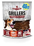 Betsy Farms  Chicken Grillers Dog Jerky Treats, 48 Oz