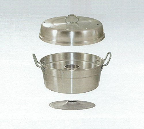 (Stove-Top Baking Cake Tray Pot Mould - 28cm Aluminium Tin Bakeware (28 cm))