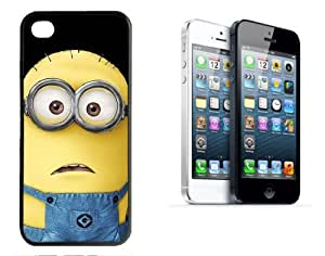 iPhone 5 Hard case with Printed Design Dispicable Me Face