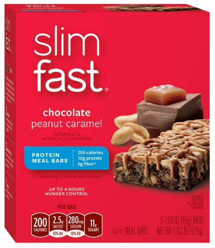 SlimFast Meal Bars review