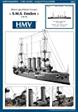 HMV 3051 Papermodel Light Cruiser SMS Emden