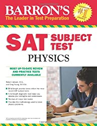 SAT Subject Test Physics (Barron's Sat Subject Test Physics)