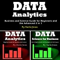 Data Analytics: Business and Science Guide for Beginners and the Advanced 2 in 1 Audiobook by Jeff Child Narrated by Judy Rounda