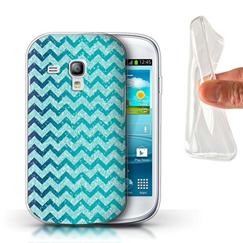 samsung s3 mini chevron case - 7