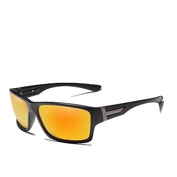 ZHOUYF Gafas de Sol Gafas De Sol Olarizadas para Hombres ...