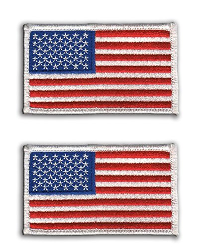 pack American Embroidered border America product image