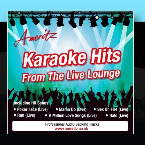Karaoke Hits From The Live Lounge by Karaoke - Ameritz (2011-01-12? by