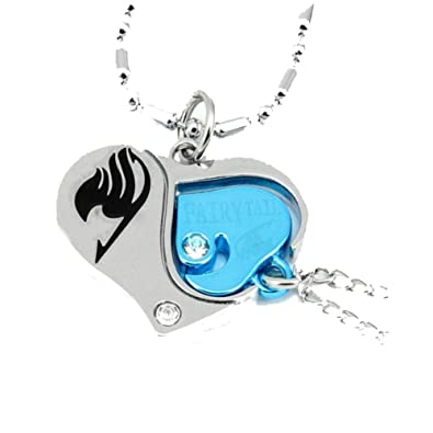Touirch Anime Fairy Tail Jewelry Accessory Symbol Alloy Necklace