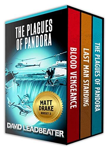 The Matt Drake Series Books: 7-9 (The Matt Drake Series Boxset ()