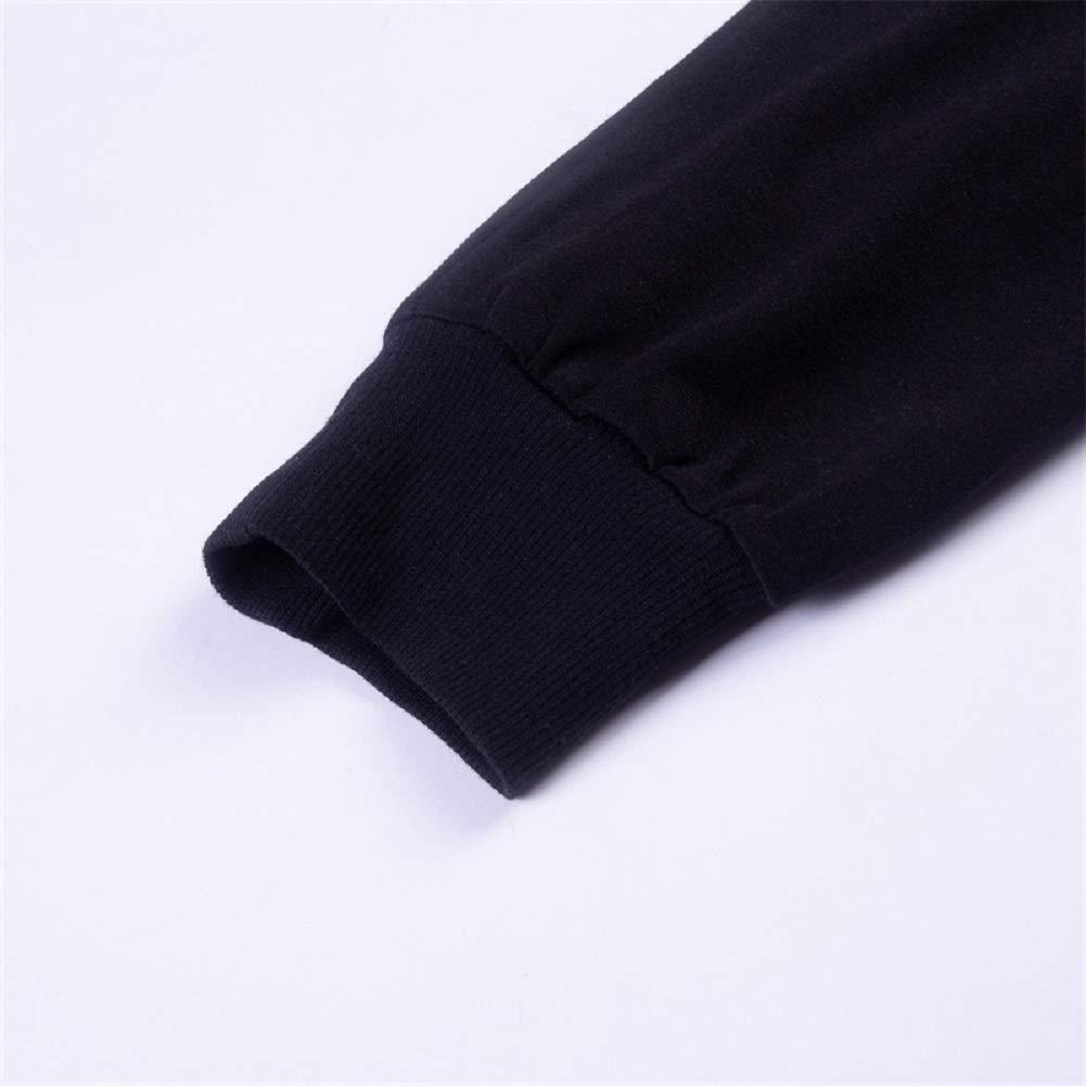 ADLISA Black Short Sweatshirts Harajuku Baby Girl Long Sleeve Loose Ladies Fashion Pullover for Women Autumn Sweater