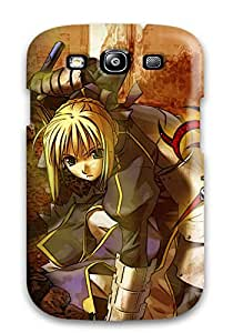For Galaxy S3 Protector Case Fate/stay Night Phone Cover