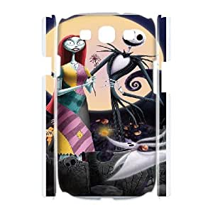 The Nightmare Before Christmas for Samsung Galaxy S3 I9300 Phone Case Cover T4406