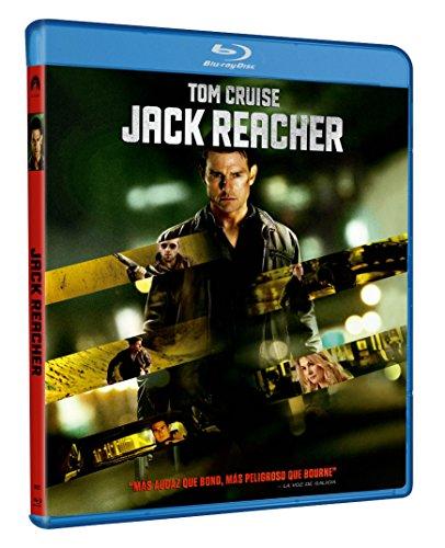 Jack Reacher (BD) [Blu-ray]