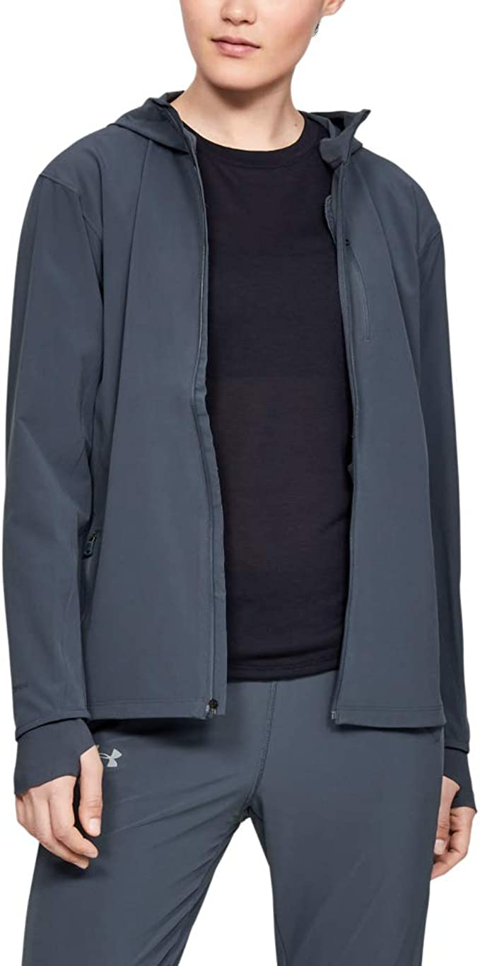 Giacca Donna Under Armour Outrun The Storm Jacket