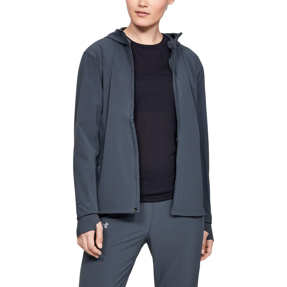 Under Armour Women's Outrun The Storm Jacket,