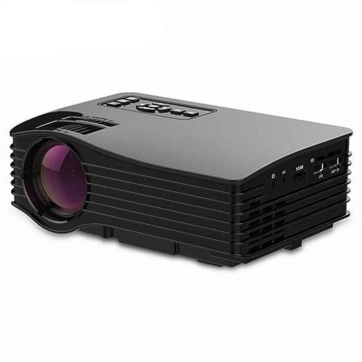 KAIDILA Proyector, proyector Mini Home Theater Cine proyector UC36 ...