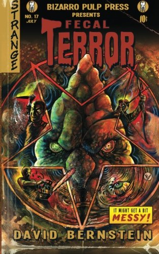 book cover of Fecal Terror