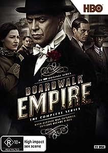 Boardwalk Empire,  The Complete Series