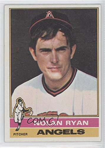 Topps Nolan Ryan Card - Nolan Ryan (Baseball Card) 1976 Topps - [Base] #330