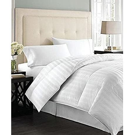 Charter Club Vail Collection 350T Extra Warmth King Down Comforter
