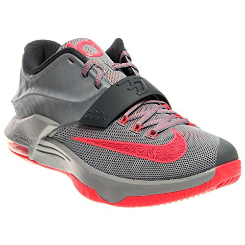 hot sale online 501ad b7cce Nike KD VII Magnet Grey Hyper Punch Mens Size 11.5 - Buy Online in UAE.    Apparel Products in the UAE - See Prices, Reviews and Free Delivery in  Dubai, ...