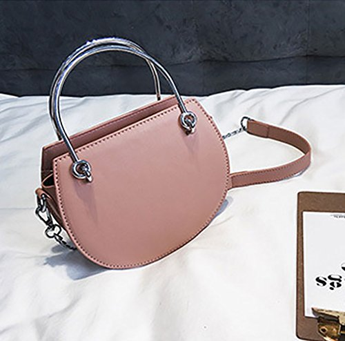 And Shoulder Shoppers Clutches Women Shoulder Bag Handbags Purses Pink And Bags Pxwppq