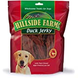 Hillside Farms Duck Jerky Premium Dog Treats, 32-Ounce