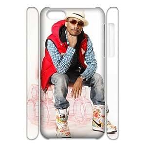 meilz aiaiNewest Diy Pharrell Williams Apple iphone 5/5s 3D Cover Case UN940255meilz aiai