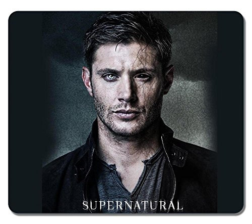 Supernatural Season 9 Poster Rectangle Rubber Gaming Mouse Pad Mousepad Mat Trooper Gaming Mouse