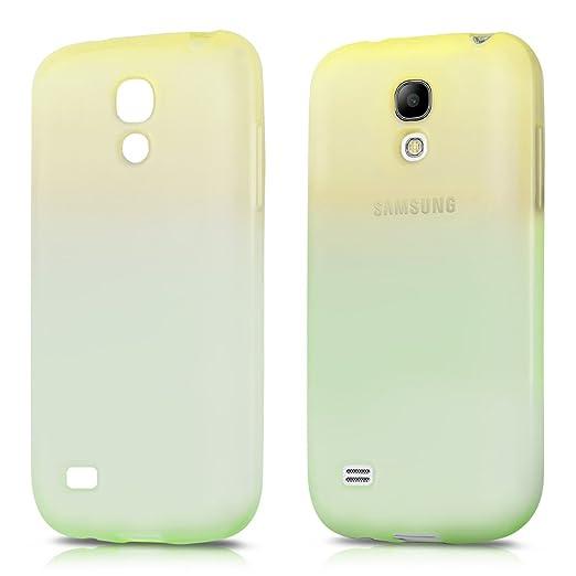 54 opinioni per kwmobile Cover per Samsung Galaxy S4 Mini- Custodia in silicone TPU- Back case