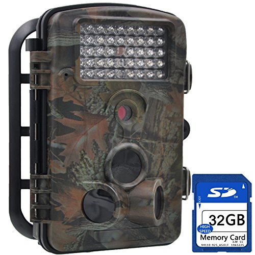 FULLLIGHT TECH Activated Waterproof Wildlife