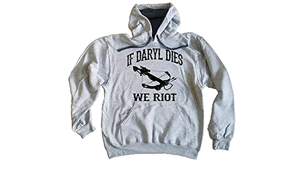 The Walking Dead Daryl Dixon Unisex 3D Printed Casual Hoodie Pullover