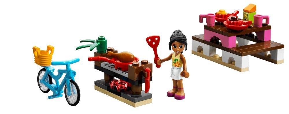 LEGO Friends 3184 - Caravana de Aventuras: Lego Friends: Amazon.es: Juguetes y juegos