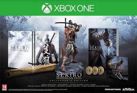 SEKIRO - Shadows Die Twice - Collectors Edition - [Xbox One ...