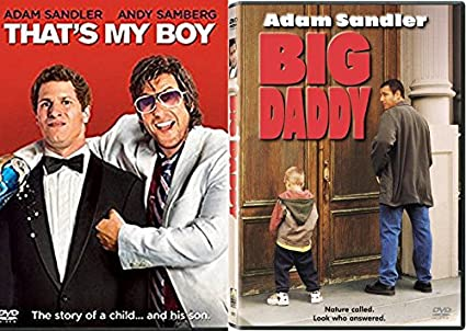 Amazon com: Adam That's My Boy Sandler / Samberg + Big Daddy