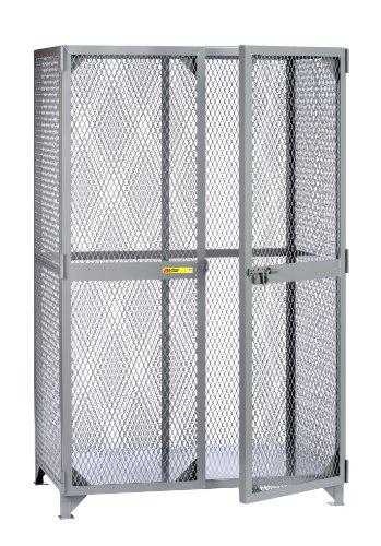 """Little Giant SLN-3048 Metal Welded Storage Locker, 48"""" Width"""