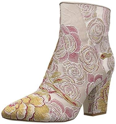 Nine West Women's SAVITRA Fabric Fashion Boot