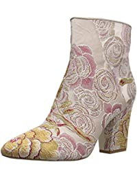 Women's Savitra Fabric Fashion Boot