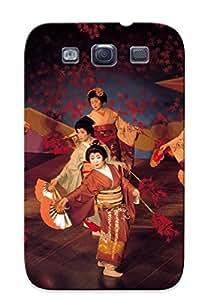 VQexoHK750sqQAo Case Cover Kamogawa Odori Galaxy S3 Protective Case