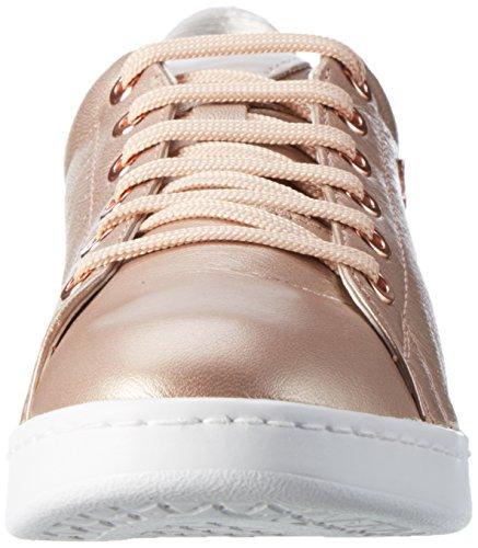 Geox D Jaysen A - Zapatillas para mujer Dorado (rose Goldc8124)